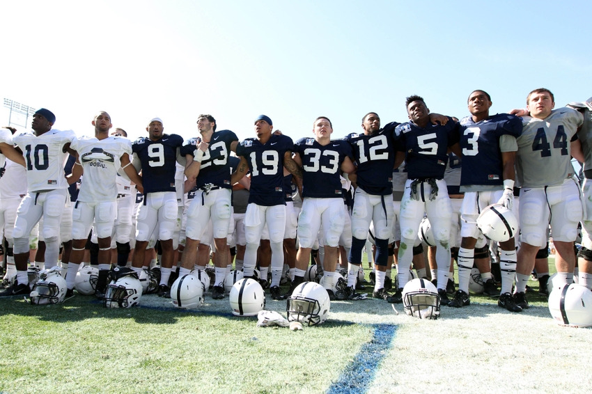 Penn State Football Ranking The 5 Most Important Nittany Lions For 2014