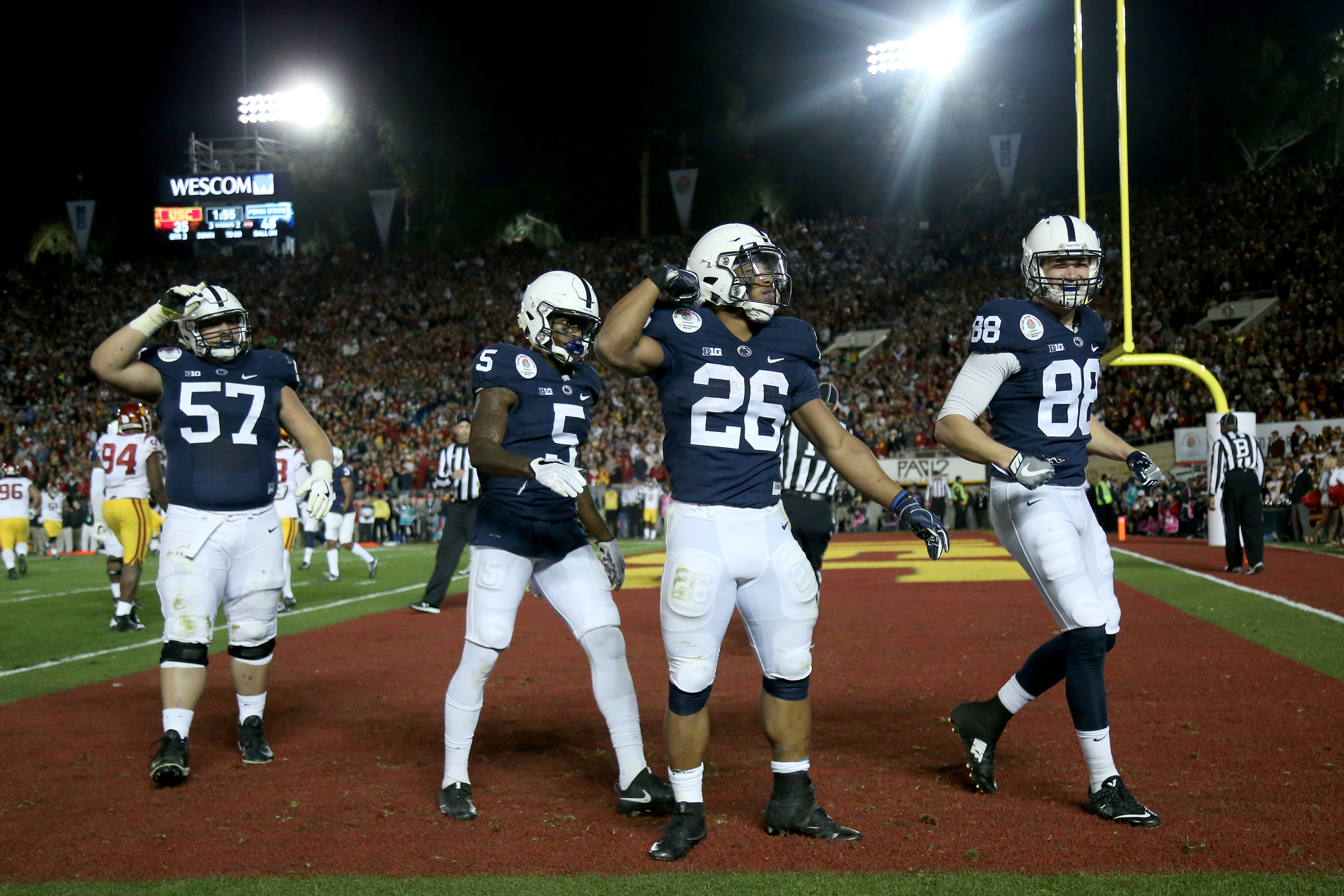 Penn State Football: Three Nittany Lions to watch against ...