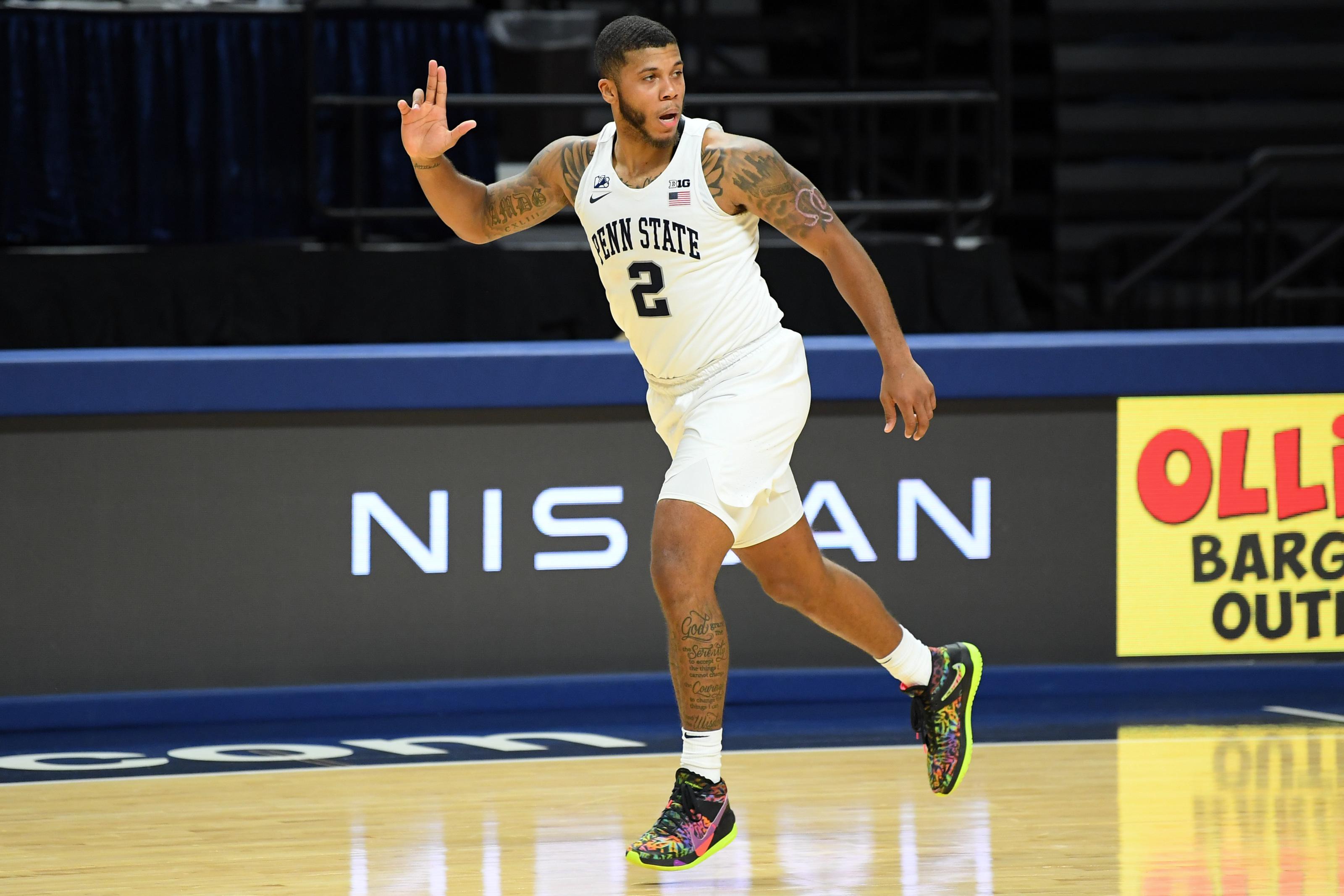 Penn State Basketball Demolishes No 15 Virginia Tech 75 55